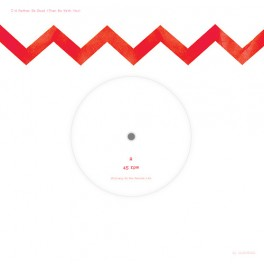"""Glasvegas - I'd Rather Be Dead (Than Be With You) 7"""""""
