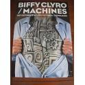 Biffy Clyro - Machines promo poster