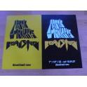 """Arctic Monkeys """"Brianstorm"""" posters"""