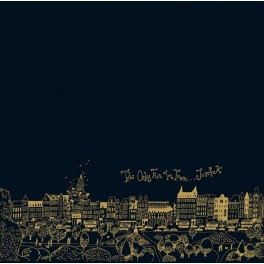 Josef K  - The Only Fun In Town 2xLP black and gold