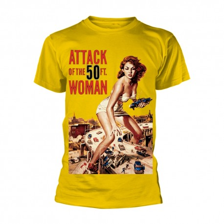 ATTACK OF THE 50FT WOMAN t-shirt