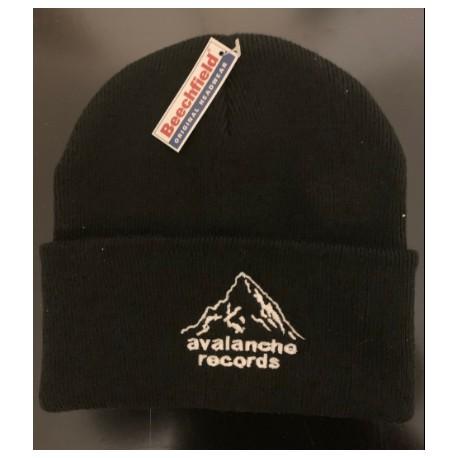 Avalancge Records beanie