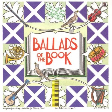 Ballads of the Book CD