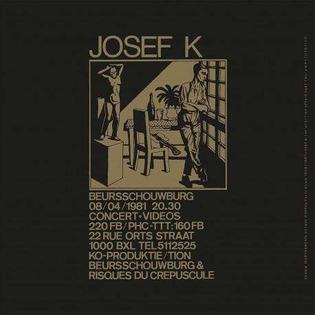 Josef K 'The Scottish Affair (Part Two)' vinyl