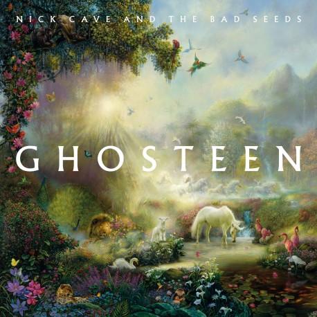 NICK CAVE & THE BAD SEEDS - Ghosteen double vinyl