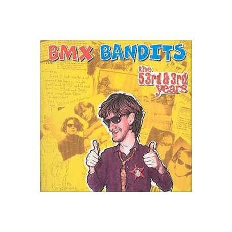 BMX Bandits – The 53rd & 3rd Years blue vinyl