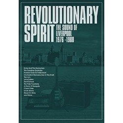 Revolutionary Spirit: The Sound of Liverpool 1976-1988 5xCD box set