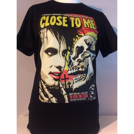 Close To Me Butcher Billy t-shirt