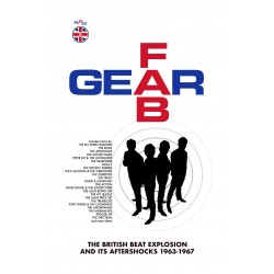 FAB GEAR ~ THE BRITISH BEAT EXPLOSION AND ITS AFTERSHOCKS: 6CD BOXSET