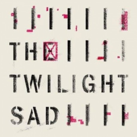 "The Twilight Sad - Rats / Public Housing limited 7"""