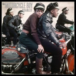 Motorcycle Boy - Scarlet CD