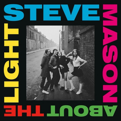 Steve Mason - About The Light CD