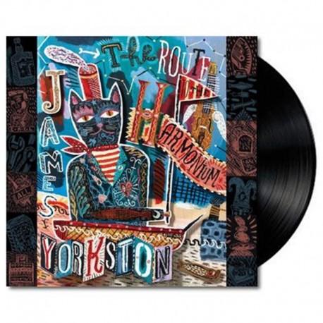 James Yorkston - The Route To The Harmonium green vinyl