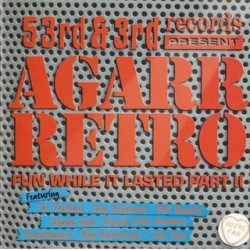 AGARR Retro - Fun While It Lasted Part II CD
