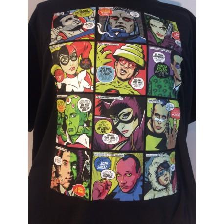 Post-Punk Baddies Butcher Billy t-shirt