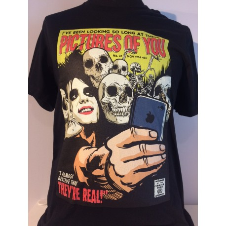 Pictures Of You Butcher Billy t-shirt