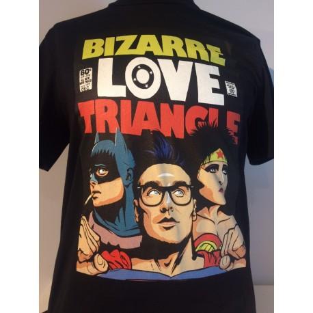 Bizarre Love Triangle Butcher Billy t-shirt