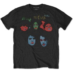 THE CURE UNISEX T-SHIRT IN BETWEEN DAYS
