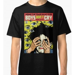 Robert Smith Boys Don't Cry Butcher Billy bag