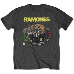 Ramones Road To Ruin t-shirt
