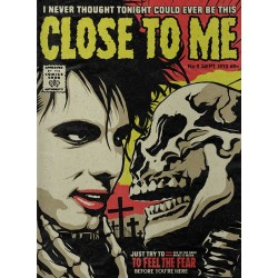 Close To Me Butcher Billy limited Giclée art print