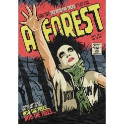 A Forest Butcher Billy limited Giclée art print