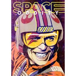 Space Oddity Butcher Billy limited Giclée art print