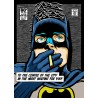 Post Punk Dark Night Butcher Billy limited Giclée art print
