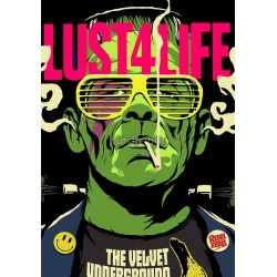 Lust4Life Butcher Billy limited Giclée art print