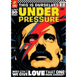 Under Pressure Butcher Billy limited Giclée art print