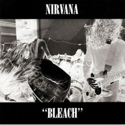 Nirvana - Bleach nron yellow vinyl (LRS 2020)