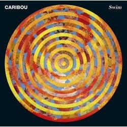 Caribou - Swim orange and red marbled vinyl (LRS 2020)
