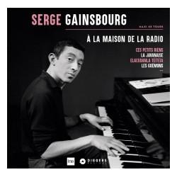Serge Gainsbourg a la maison de la radio VINYL