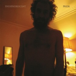 Phosphorescent - Pride red vinyl (LRS 2020)