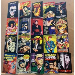All 20 Butcher Billy cards