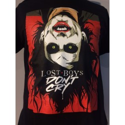 Lost Boys Don't Cry t-shirt by Butcher Billy